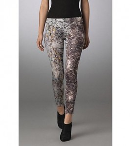 Aminaka Wilmont printed leggings
