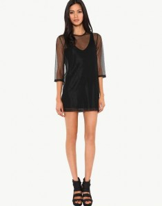 Armand Basi One Mesh Dress