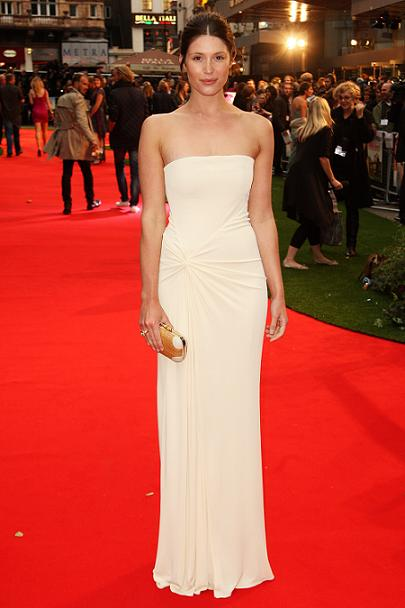 Gemma Arterton in Gucci