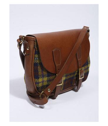 Lunchtime buy: Urban Outfitters Harris Tweed satchel