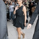 Kim Kardashian in Christian Louboutin