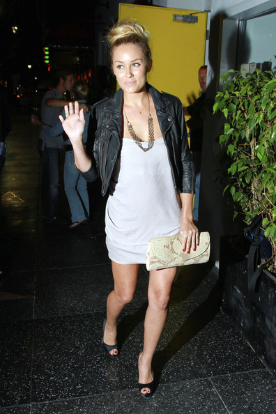 Lauren Conrad in Christian Louboutin