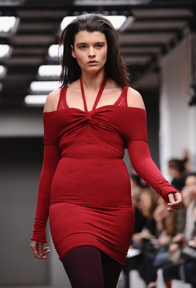 Why's fashion gone all plus-size?