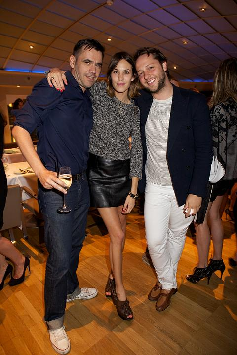 Derek Blasberg launches Classy book with private dinner