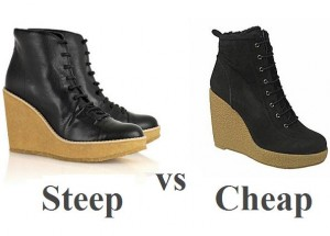 Steep vs Cheap