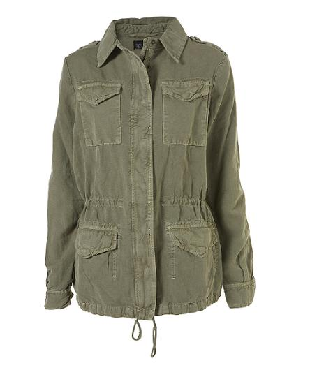 How to wear it: the military jacket