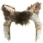 Lunchtime buy: Topshop Faux Fur Wolf Ears