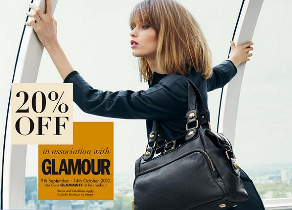 20% off at Jaeger!