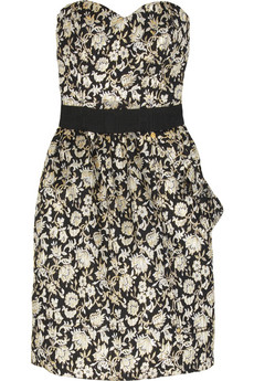 Lunchtime buy: Luella jacquard mini dress