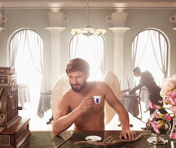 Lavazza calendar 2011: the calendar