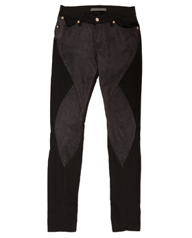 Lunchtime buy: Superfine Leather Skinny Jeans
