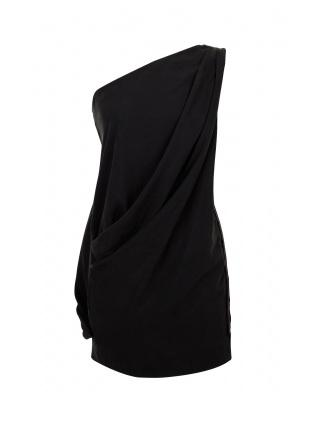 Party dresses under £250: Acne Atlantis one shoulder dress