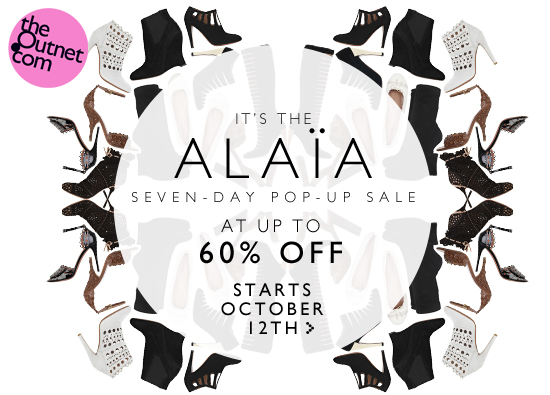 Alaia Shoes On Sale Deals amp Discounts