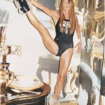 Anna Dello Russo owns 4000 pairs of shoes