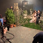 Behind the scenes at Lavazza's 2011 calendar launch