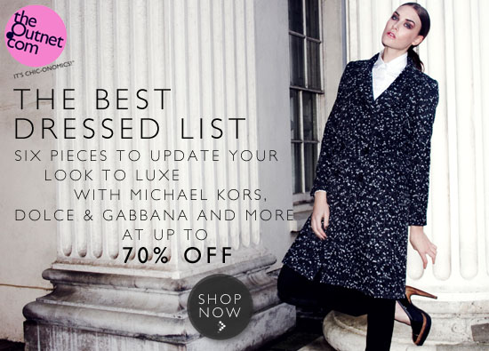 70% off Dolce & Gabbana, Michael Kors and more!