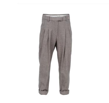 Lunchtime buy: Chloe tapered carrot trousers