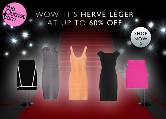 Up to 60% off Herve Leger!