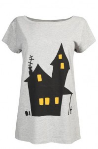 House of Horror tee