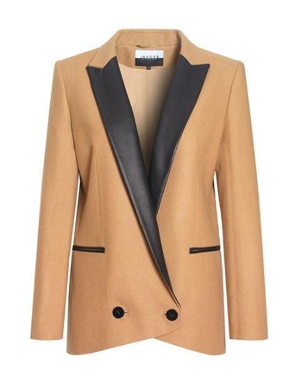 Lunchtime buy: Jaeger camel tuxedo jacket