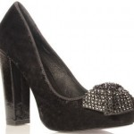 Party shoes under £250: Carvela Grow velvet pump