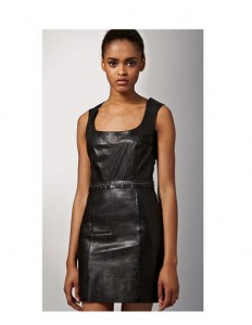 Leather Diesel Dress