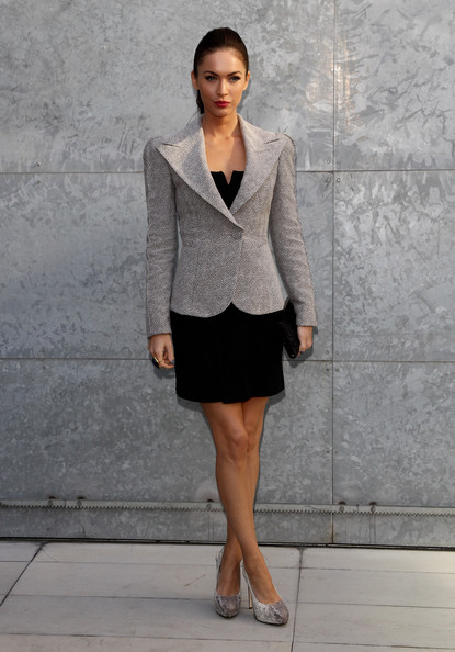 Get the look: Megan Fox in Armani