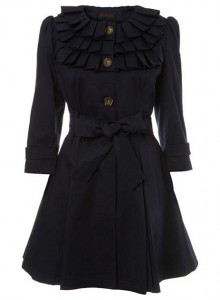 Miss Selfridge Ruffle Mac