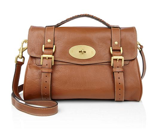 Mulberry Alexa: the return of the 'it' bag