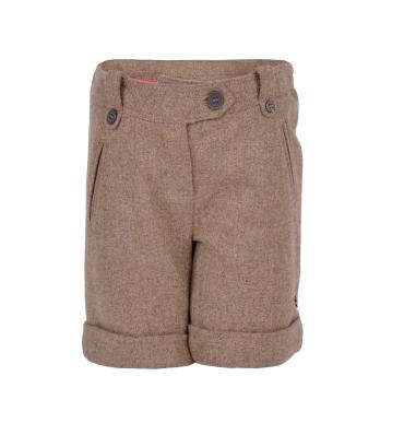 Lunchtime buy: Paul Smith beige tweed shorts