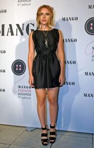 Scarlett Johansson in Mango