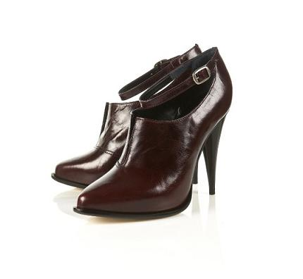 Party shoes under £100: Topshop Galaxy high vamp point shoes