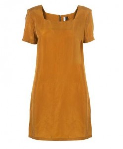 Topshop shift dress