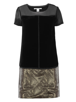 Party dresses over £250: Diane Von Furstenberg Ethan short dress