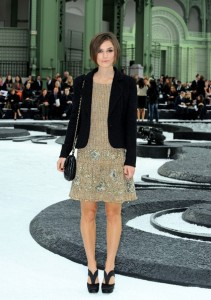 Keira Knightley in Chanel