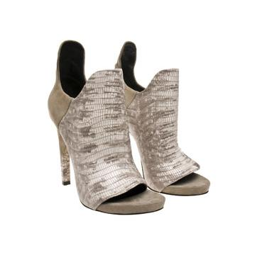 Party shoes over £250: Alexander Wang Devon suede ankle boots