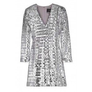 By Malene Birger sequinned dress