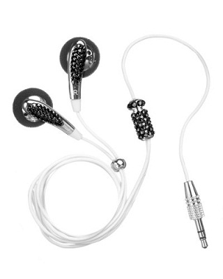 Gifts under £50 for her: Jaeger crystal headphones