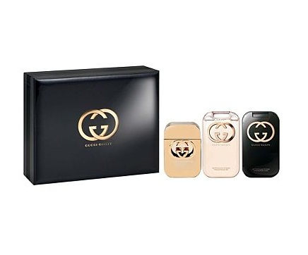 Gifts under £100 for her: Gucci Guilty gift set