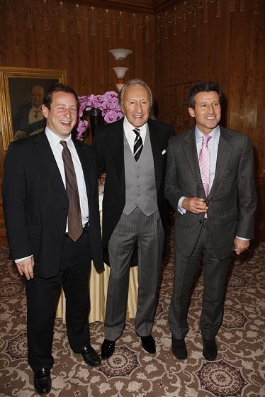 Harold Tillman gets CBE