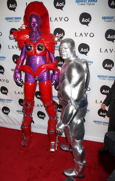 Halloween's best-dressed celebs
