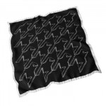 Gifts under £50 for him: Jaeger houndstooth hankerchief