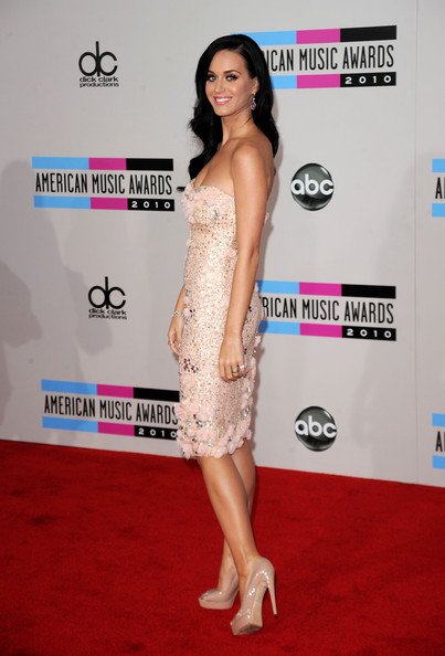 Katy Perry Badgley Mischka
