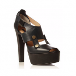 Party shoes over £250: Kurt Geiger Gold Coast platforms
