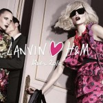 Lanvin for H&M video lookbook