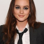 Get the beauty look: Leighton Meester
