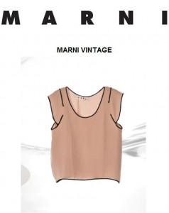 Marni vintage