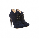 Party shoes over £250: Nicholas Kirkwood Kiltie ankle boots