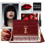 Design your own Rebecca Minkoff clutch!