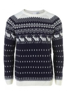 Topman knitted jumper
